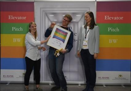 wasni gewinnt Baden Württemberger Social Impact Cup 2017