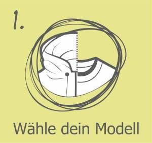 Wähle dein Modell aus dem wasni-Sortiment