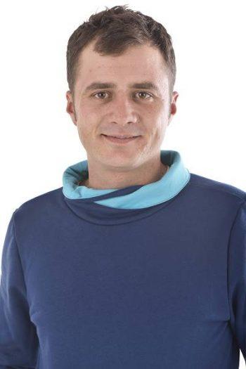 Pullover ohne Kapuze in Deutschland genäht