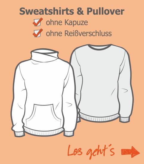 Shop Konfigurator Sweatshirts Pullover