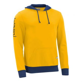 Hoodie_fairtrade_gelb_3T9A3R_front