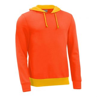 Hoodie_fairtrade_orange_XK4A92_front