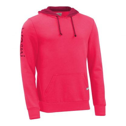 Hoodie_fairtrade_pink_SYC4ET_front