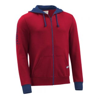 Kapuzenjacke_fairtrade_rot_BJ2596_front