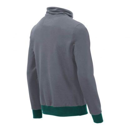 Pullover mit Schalkragen_fairtrade_grau_0MXV1L_rueck