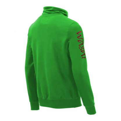 Pullover mit Schalkragen_fairtrade_gruen_XEJ2AC_rueck