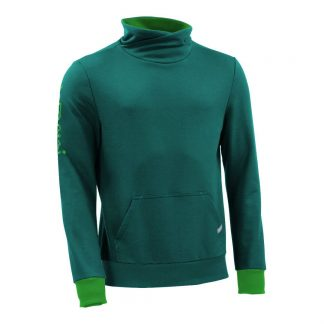 Pullover mit Schalkragen_fairtrade_petrol_PC3IT3_front