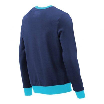 Pullover mit V-Ausschnitt_fairtrade_blau_TNKPCQ_rueck