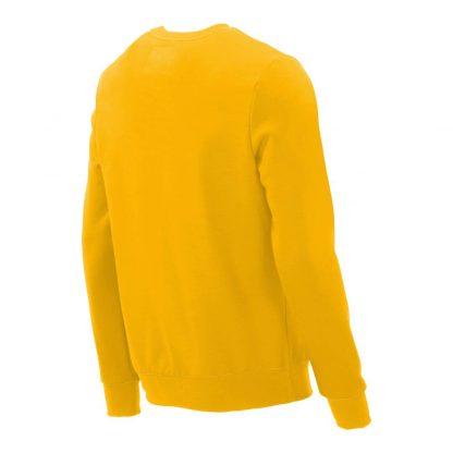 Pullover mit V-Ausschnitt_fairtrade_gelb_0FB03P_rueck