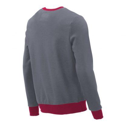 Pullover mit V-Ausschnitt_fairtrade_grau_C1ADFT_rueck