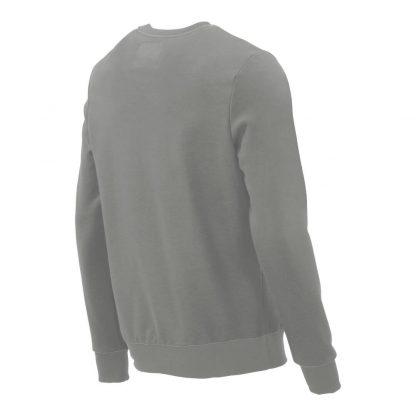 Pullover mit V-Ausschnitt_fairtrade_grau_OACKHL_rueck