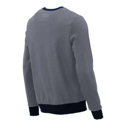 Pullover mit V-Ausschnitt_fairtrade_grau_WNKHSQ_rueck