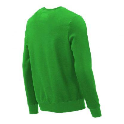 Pullover mit V-Ausschnitt_fairtrade_gruen_GLNMHY_rueck