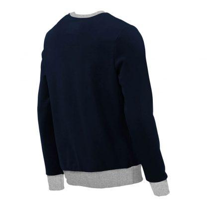 Pullover mit V-Ausschnitt_fairtrade_marineblau_43Q2R3_rueck