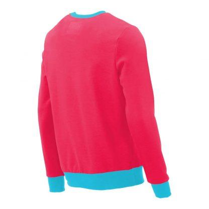 Pullover mit V-Ausschnitt_fairtrade_pink_XSY1LE_rueck