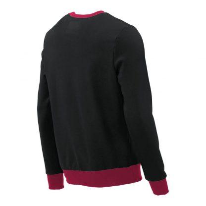 Pullover mit V-Ausschnitt_fairtrade_schwarz_G1DJXH_rueck