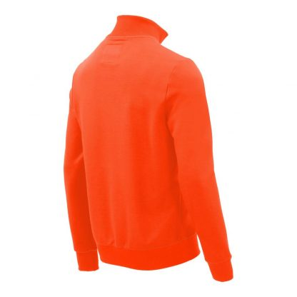 Stehkragenjacke_fairtrade_orange_GGGRJJ_rueck