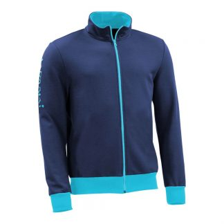 Sweatjacke_fairtrade_blau_BWRTCS_front