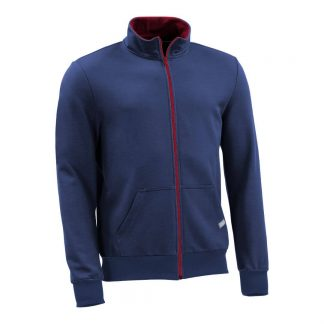 Sweatjacke_fairtrade_blau_D48T0H_front