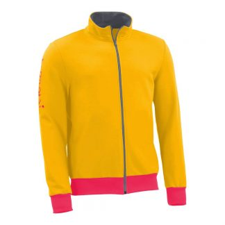 Sweatjacke_fairtrade_gelb_QPJZBV_front