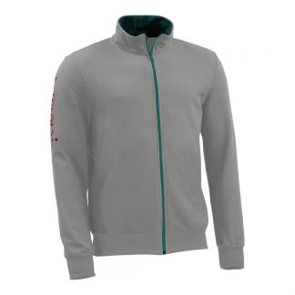 Sweatjacke_fairtrade_grau_INILN2_front