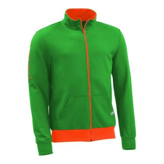 Sweatjacke_fairtrade_gruen_FZ0FET_front