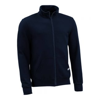 Sweatjacke_fairtrade_marineblau_54KQD5_front