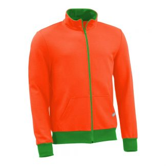 Sweatjacke_fairtrade_orange_4NCXRN_front