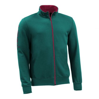 Sweatjacke_fairtrade_petrol_DU570W_front