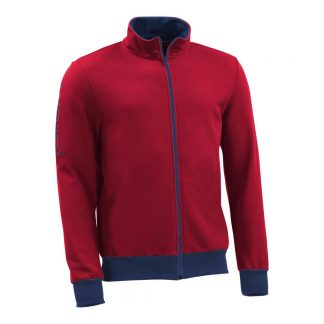 Sweatjacke_fairtrade_rot_6R8TV4_front