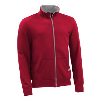Sweatjacke_fairtrade_rot_ATS49Y_front