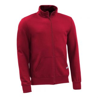 Sweatjacke_fairtrade_rot_TT3KVY_front