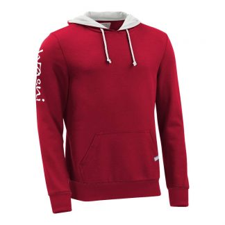 Hoodie_fairtrade_rot_NZHEPR_front