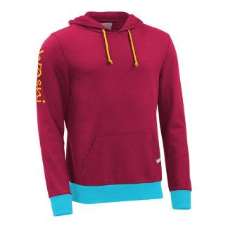Hoodie_fairtrade_weinrot_7NT4PA_front