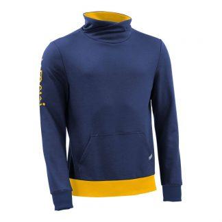 Pullover mit Schalkragen_fairtrade_blau_WFYQSQ_front