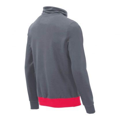 Pullover mit Schalkragen_fairtrade_grau_IYDVP1_rueck