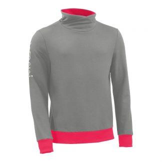 Pullover mit Schalkragen_fairtrade_grau_LZY03I_front