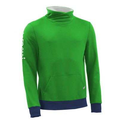 Pullover mit Schalkragen_fairtrade_gruen_FY1BUK_front