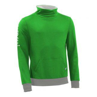Pullover mit Schalkragen_fairtrade_gruen_KH7JYB_front