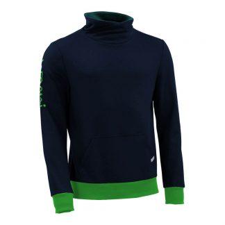 Pullover mit Schalkragen_fairtrade_marineblau_MVS9AR_front