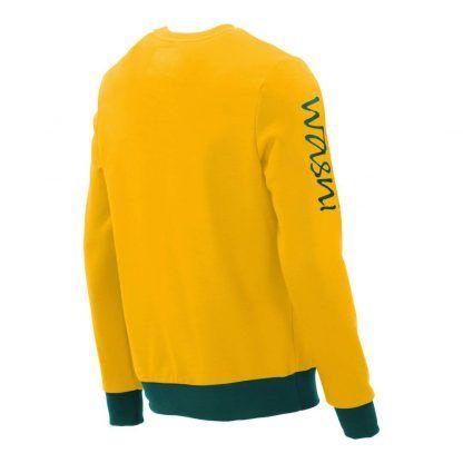 Pullover mit V-Ausschnitt_fairtrade_gelb_0Z8LJG_rueck