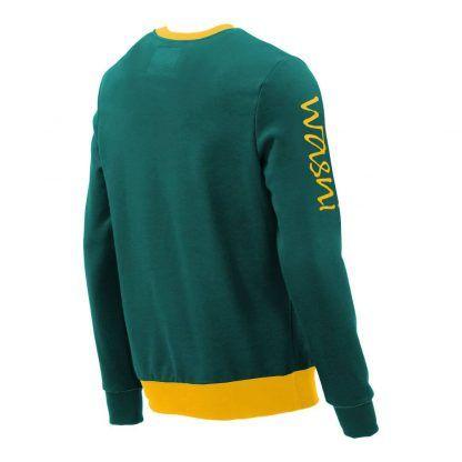 Pullover mit V-Ausschnitt_fairtrade_petrol_OTB4Y9_rueck