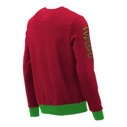 Pullover mit V-Ausschnitt_fairtrade_rot_S5QR0L_rueck