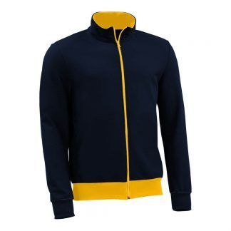 Sweatjacke_fairtrade_blau_746X9V_front