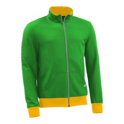Sweatjacke_fairtrade_gruen_WYEG9E_front