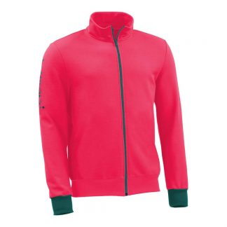 Sweatjacke_fairtrade_pink_0EJU4U_front