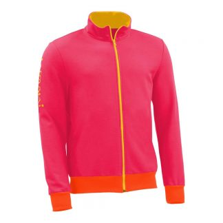 Sweatjacke_fairtrade_pink_LXU7VI_front