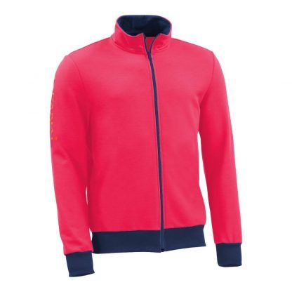 Sweatjacke_fairtrade_pink_OW7D5Y_front