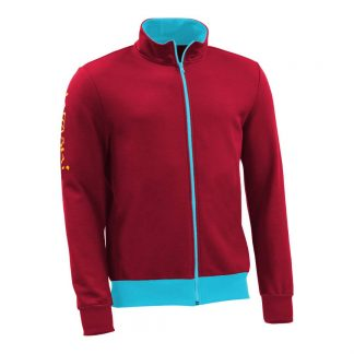 Sweatjacke_fairtrade_rot_US7HCY_front
