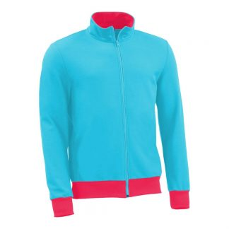 Sweatjacke_fairtrade_tuerkis_1QNBZQ_front